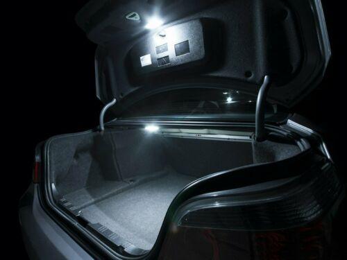 1Pcs Citroën C2 C3 C4 C5 C6 C8 DS3 Saxo LED Luggage Footwell Door Trunk Light UK