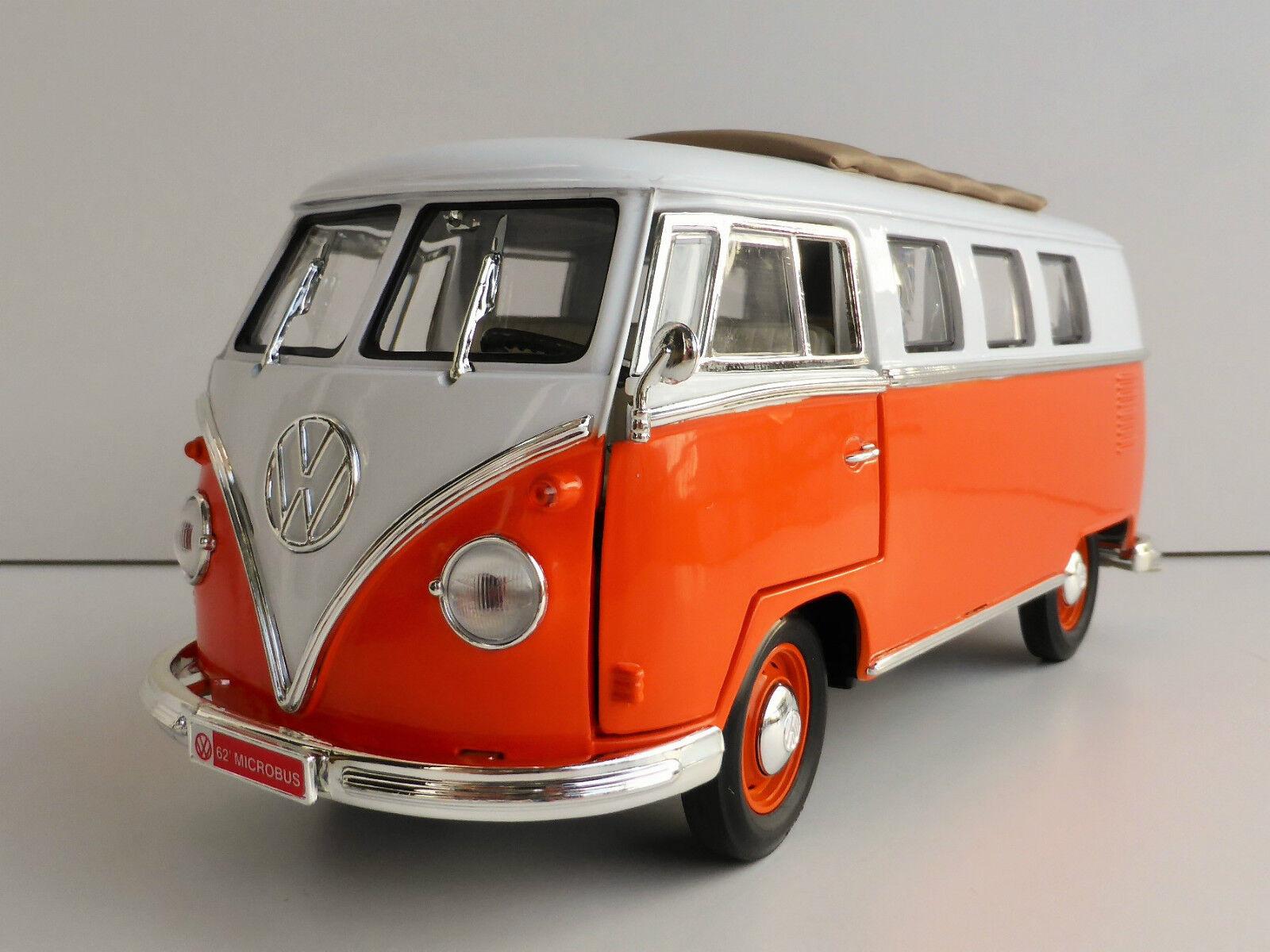 VW t1 furgoneta 1962 1 18 Lucky la cast 92327 ldc92327 tipo 2 t 1 volkswagen microbus