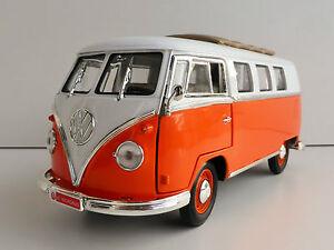 VW-T1-Bus-1962-1-18-Lucky-Die-Cast-92327-Ldc92327-Tipo-2T-T-1-Volkswagen
