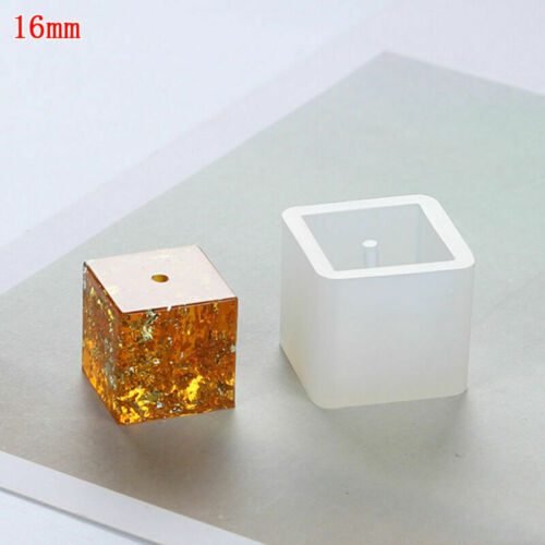 DIY Silicone Mold Resin For Jewelry Making Mould Epoxy Pendant Mould Craft Tool