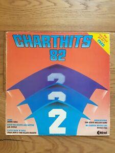 Various-Charthits-82-Vol-2-K-Tel-NE-1195B-Vinyl-LP-Compilation