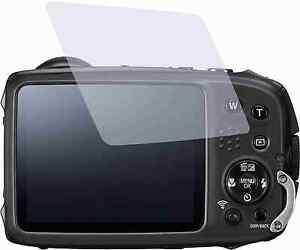 2x-endurecido-Lamina-Protectora-cc-Fujifilm-Finepix-XP90-Pelicula-de-pantalla