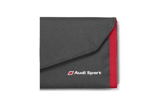 Original Audi Sport Wallet Portmonnaie Money Wallet 3151600400