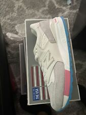 M998WEA New Balance Made In USA New Mens 9.5