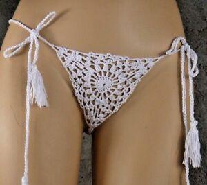 Croch less bikini