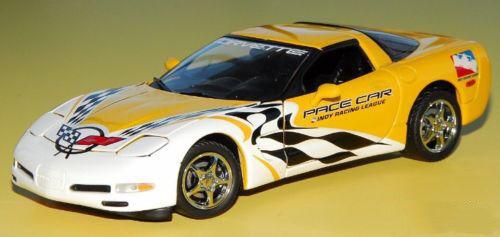 Franklin Mint 2002 Corvette Indy la Ligue des le de 500 en 1/24 Échelle | Des Styles Différents