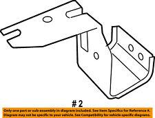 jeep chrysler oem wrangler wiring harness-engine harness bracket 68087989aa