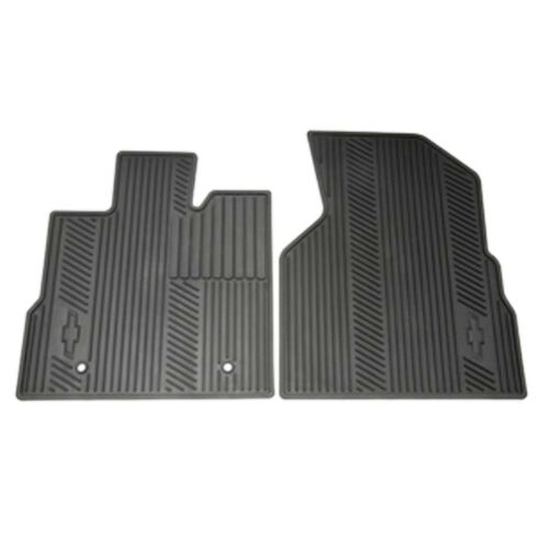2010-2017 Chevy Equinox Premium Front All Weather Mats 22832327