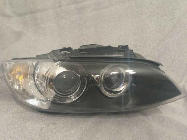 BMW 3 Coupe E92 320i (Rhd) Delantero Derecho Faro 7162130 2.0 P 2008 10676297