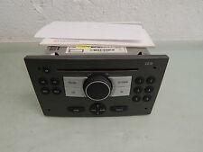 Opel Vectra C Signum Radio CD CD-Radio CD30 MP3 Anleitung Code 13188889 003049