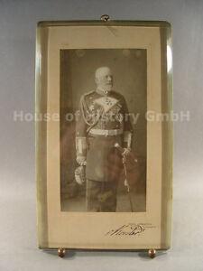 TOP-Foto-Grossadmiral-Hans-von-Koester-mit-ORIGINALER-Unterschrift-Orden-4423