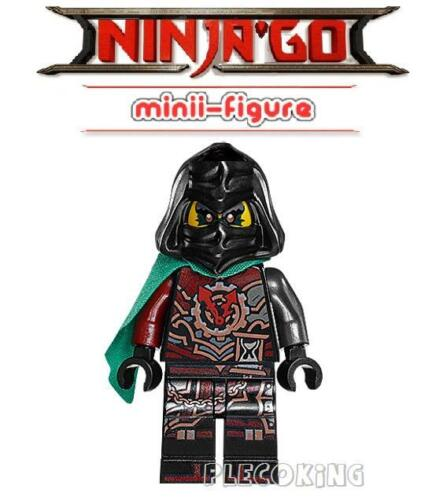 fits lego figure NINJAGO KRUX TIME TWIN 89 HANDS OF TIME
