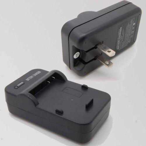 Travl Casa Pared Cargador De Batería Para Canon BP-208 208 DG DC50 DC51 DC220 DC230