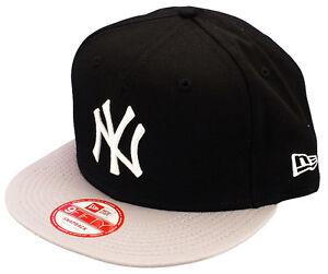 70f5526d969 New Era New York Yankees Snapback Cap Black 9Fifty Basic Kids Cap ...