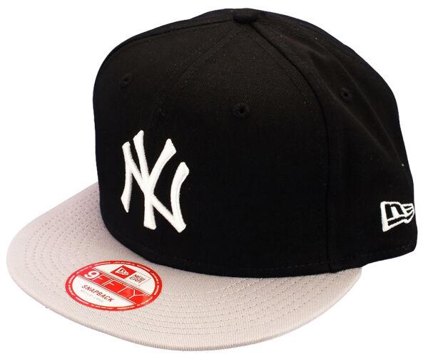 Adaptable New Era York Yankees Gorra Snapback Black 9fifty Básico Kids Cap Youth Children Con El Mejor Servicio