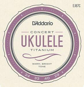 D-039-Addario-EJ87C-Titanium-Ukulele-Strings-Concert