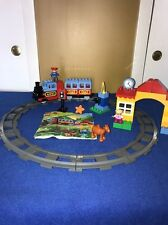 Lego DUPLO My First TRAIN SET #10507 W-instruc. EXCELLENT CLEAN & Smoke/pet FREE