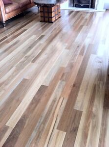 Spotted Gum Aus Premium Pre Finished Solid Timber Floor
