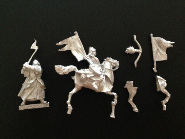 Diligente Warhammer Lord Of The Rings Lotr - Khandish Chieftain Ft & Mtd Metal Oop Essere Accorti In Materia Di Denaro