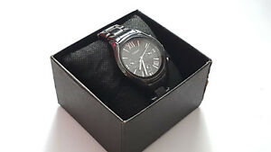 CERAMIC-Armbanduhr-NEU-amp-UNGTRAGEN-Herrenuhr-Uhr-Chronograph
