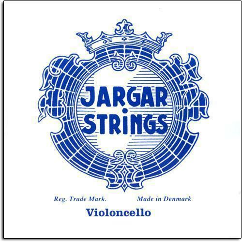 Genuine Jargar Cello D  String 4//4 Medium
