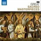Favourite Sacred Masterpieces (CD, Dec-2012, Naxos (Distributor))