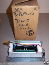 Gilbarco Marconi Verifone R18796 G1 Card Reader Core