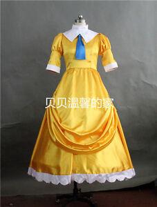 Jane costume yellow dress