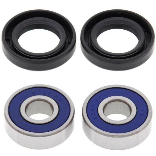 Suzuki RM80 Front Wheel Bearings and Seals RM 80 1990-2001