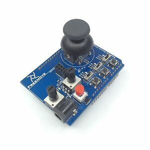 Freenove-Smart-Car-Remote-Shield-for-Arduino-UNO-R3-NFR24L01-Joystick-Wireless