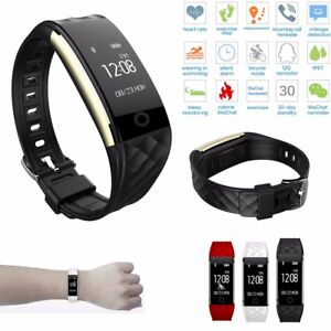 S2-Heart-Rate-Bracelet-GPS-Smart-Watch-Wristband-Sport-Fitness-Tracker-amp-Fun-CA
