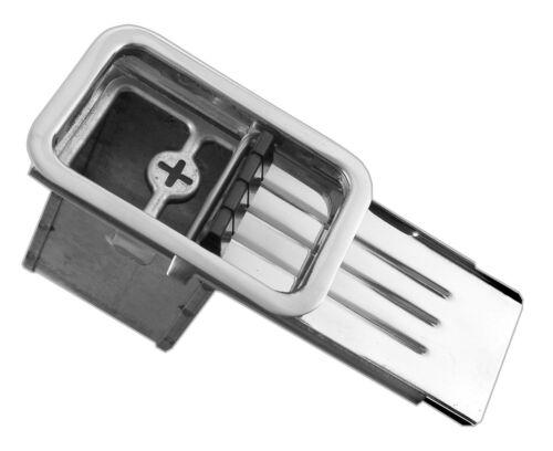 Mustang Ashtray Complete Convertible Quarter Trim 1964 1965 1966-1968