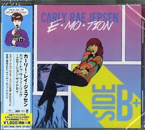 CARLY-RAE-JEPSEN-EMOTION-SIDE-B-JAPAN-CD-Ltd-Ed-B63