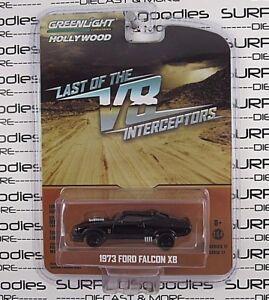 Greenlight-1-64-Hollywood-R17-Mad-Max-1973-FORD-FALCON-XB-Last-V8-Interceptors