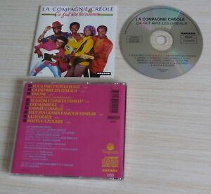 CD-ALBUM-CA-FAIT-RIRE-LES-OISEAUX-LA-COMPAGNIE-CREOLE-9-TITRES-1986-WM-321