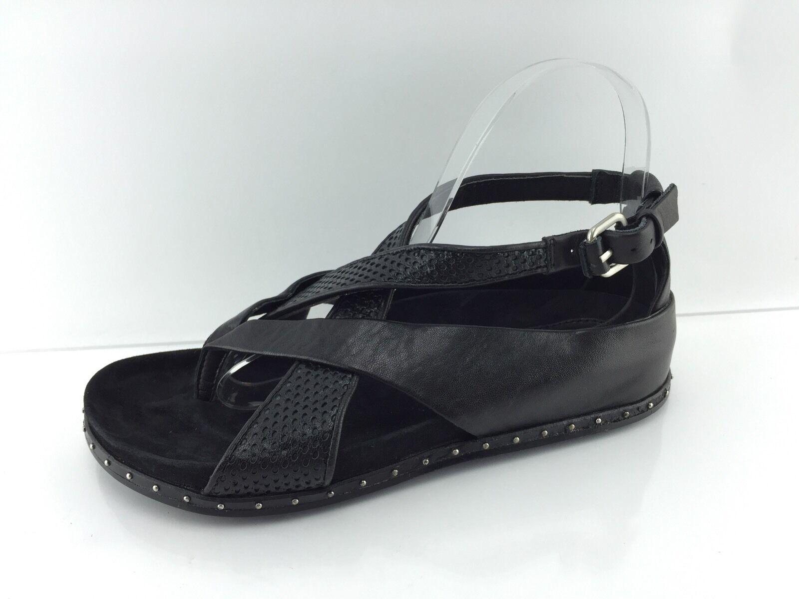 L.A.M.B Women's Black Sandals 6 M