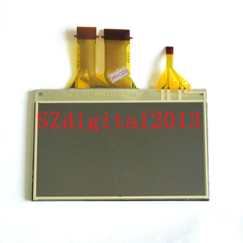 NEW LCD Display Screen For SONY HDR-SR11E HDR-SR12E HDR-XR500E HDR-XR520E+Touch