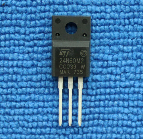 2pcs 24N60M2 STF24N60M2 Integrated Circuit IC