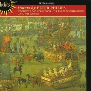 Peter-Philips-Motets-Hill-the-Parley-of-Instruments-CD-2005-NEW