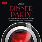 Classic Dinner Party Various Artists Audio CD
