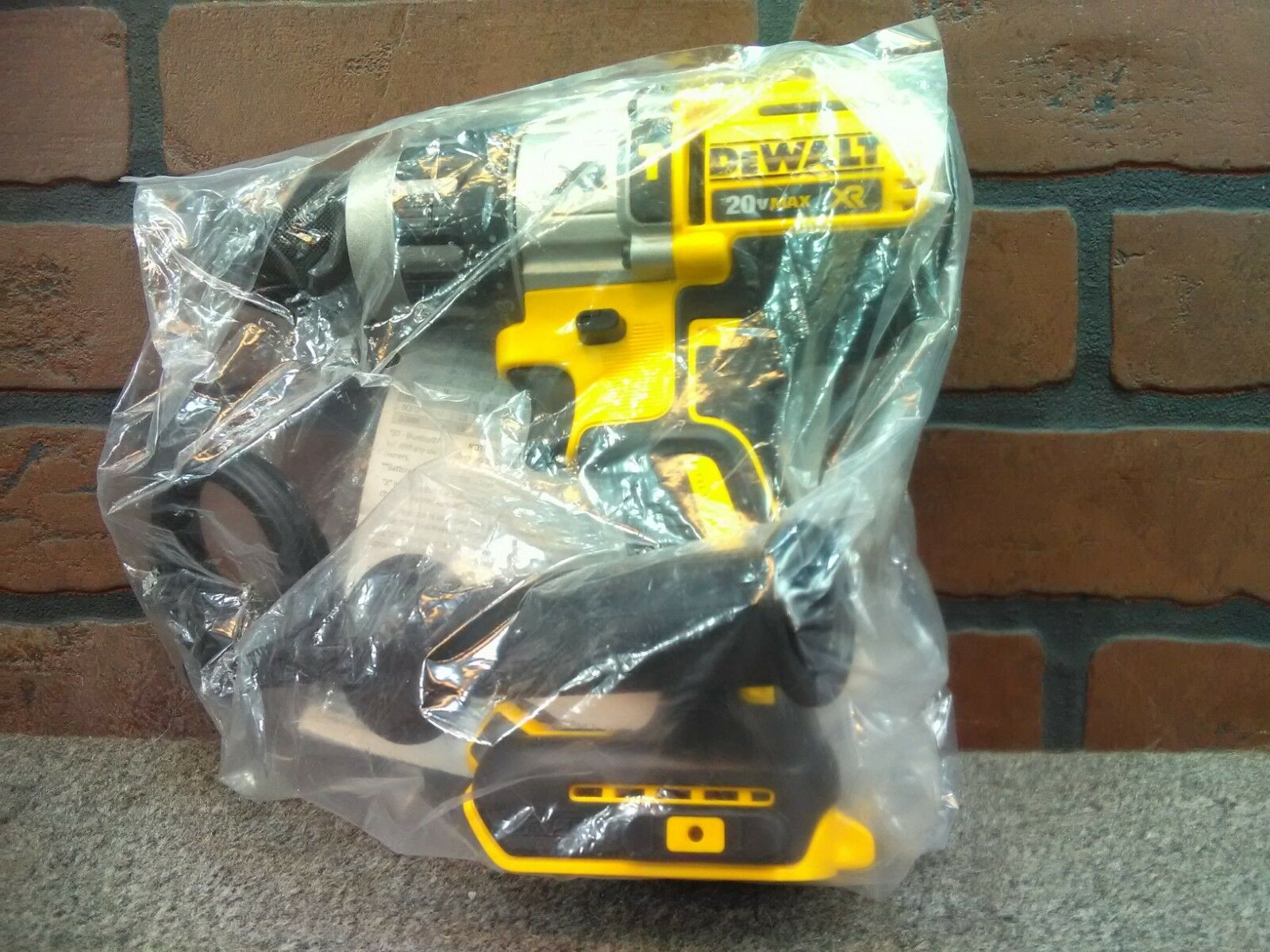 Dewalt DCD996B Brushless 20V MAX XR 3 Speed 1/2