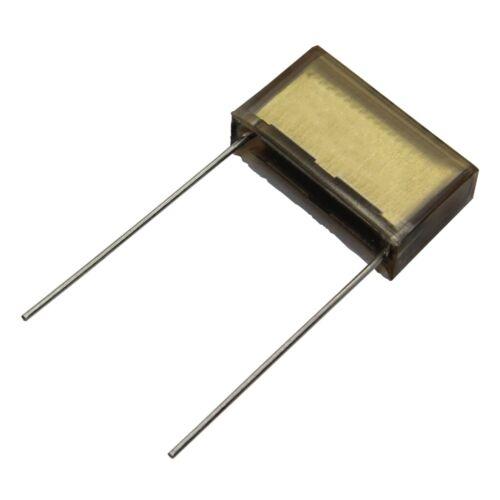 2x PME271YB5100MR30 Kondensator Papier Y2 10nF 300VAC Rastermaß 15,2mm KEMET