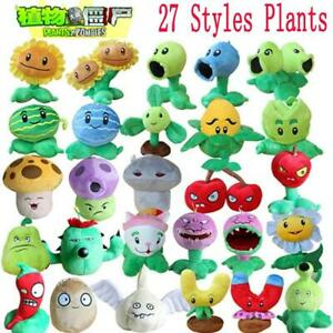 Plants-vs-Zombies-Plush-Toys-13-20cm-PVZ-Plants-Plush-Stufferd-Toys-Soft-Game