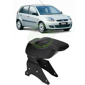 To-fit-Ford-Fiesta-2002-2008-Brand-New-Black-Armrest-Arm-Rest-Centre-Console