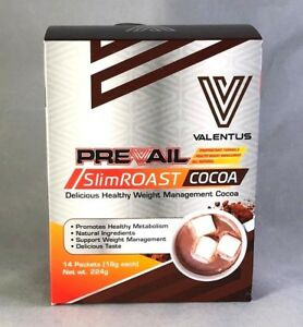 Details About Valentus Slimroast Cocoa Weight Loss Diet 1 Box 14 Packets Free Shipping