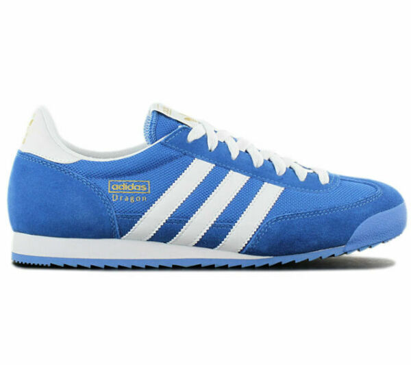Size 11.5 - adidas Dragon Blue - G50922 for sale online | eBay