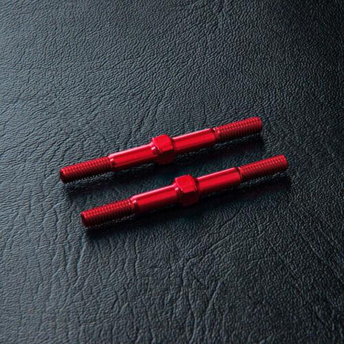 MST 1//10 scala RC Drift Auto in Alluminio tenditore a Rosso//Nero 3x36mm #810012
