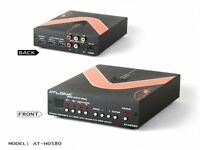 S-video/composite/2x Hdmi Input To Hdmi Scaler At-hd580 on Sale