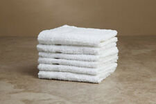 48 NEW 100% COTTON WASHCLOTHS SINGLE CAM BORDER WHOLESALE PRICE 12X12 **