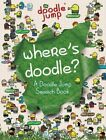 Where's Doodle? A Doodle Jump Search Book by Scholastic (Hardback, 2015)